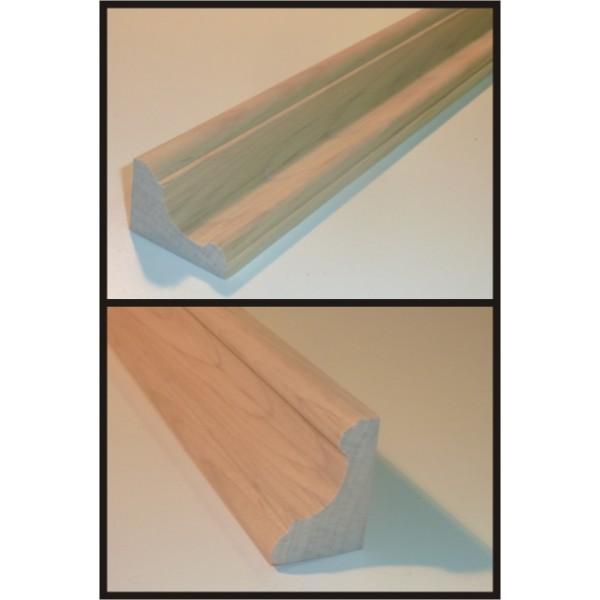 Cornice per armadio ayous np130 da 2500 mm for Case da 2500 a 3000 piedi quadrati