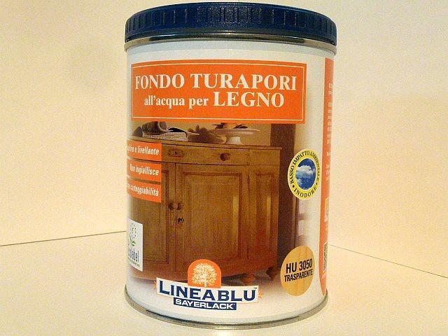 FONDO TURAPORI ALL'ACQUA SAYERLACK DA 0.75 LT.