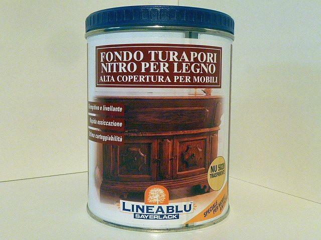FONDO TURAPORI NITRO SAYERLACK DA 0.75 LT.