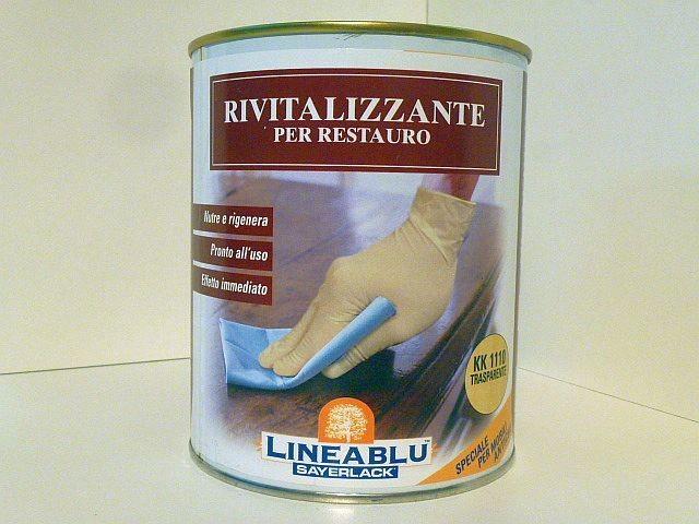 RIVITALIZZANTE PER RESTAURO SAYERLACK DA 0.75 LT.