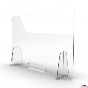 Divisorio in Lexan Trasparente 5 mm. su misura